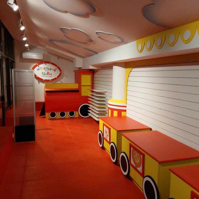 Детский магазин-Мебель для магазина «Модель 44»-фото1