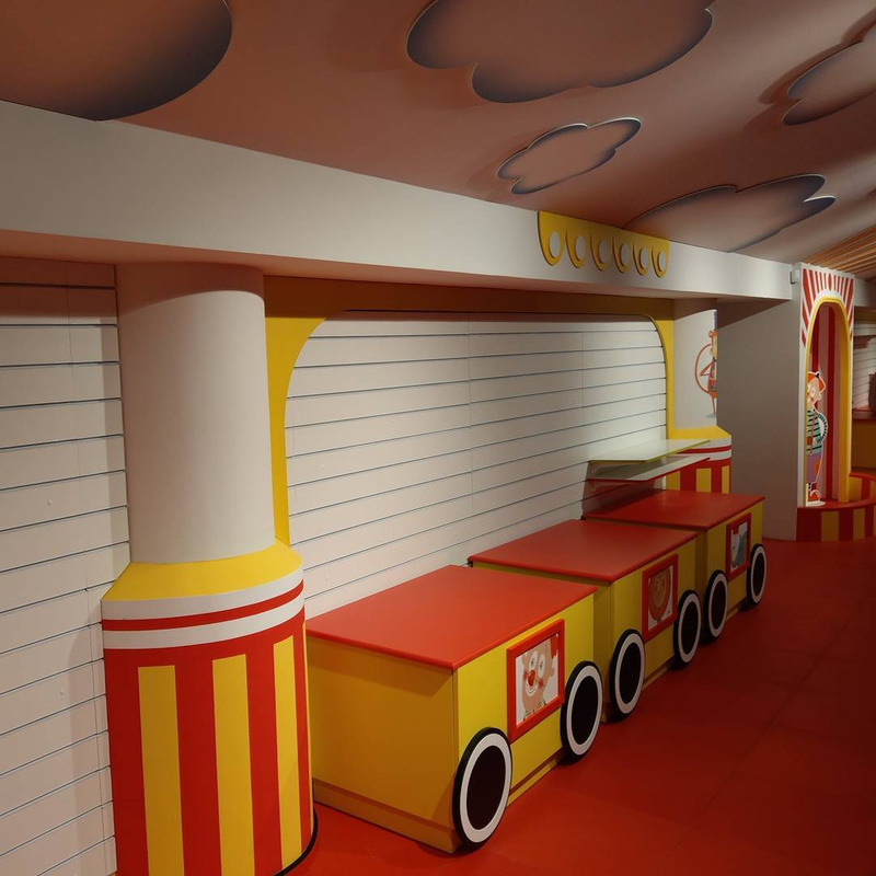 Детский магазин-Мебель для магазина «Модель 44»-фото2