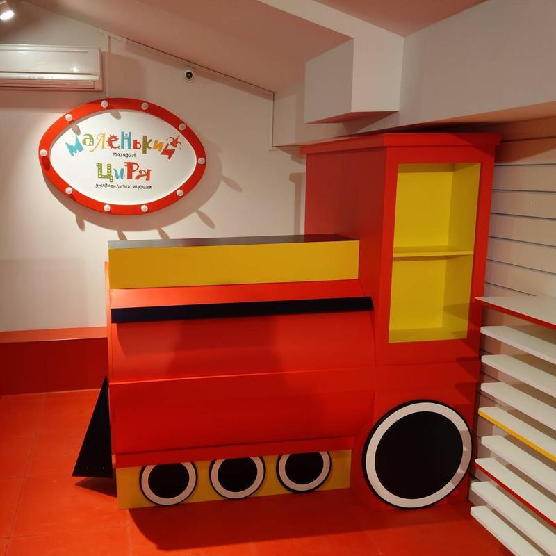 Детский магазин-Мебель для магазина «Модель 44»-фото3