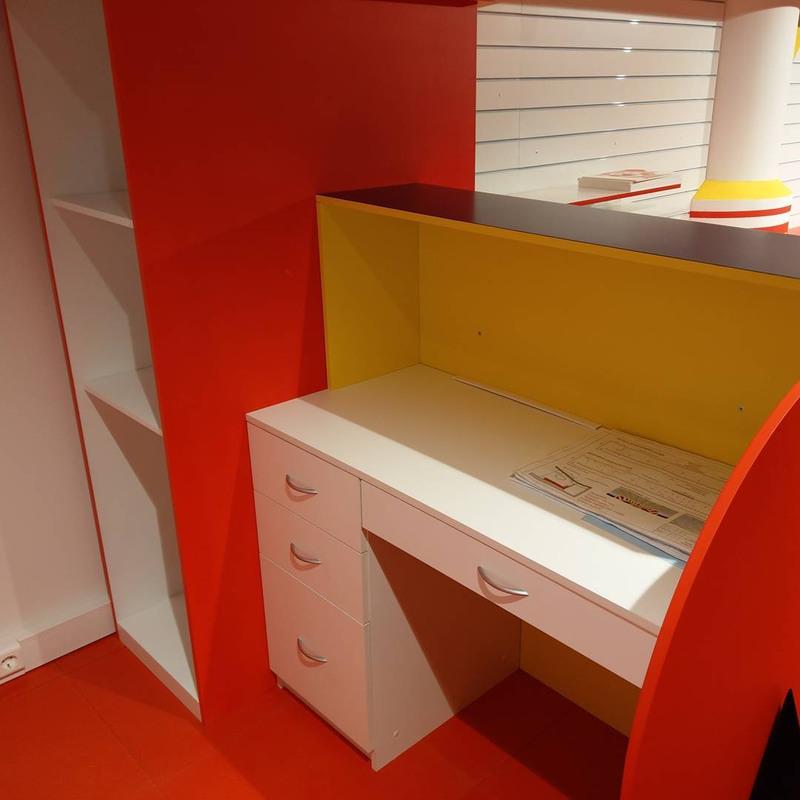 Детский магазин-Мебель для магазина «Модель 44»-фото4