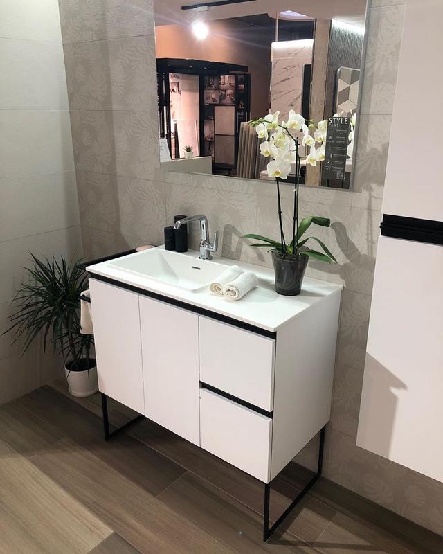 Мебель для ванной комнаты-Мебель для ванной «Модель 3»-фото1