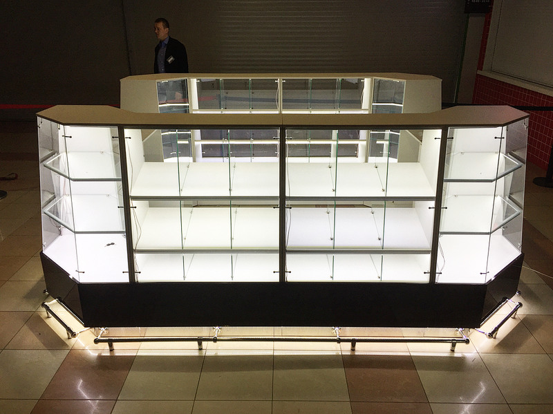 Торговая мебель-Торговый островок «Модель 236»-фото2