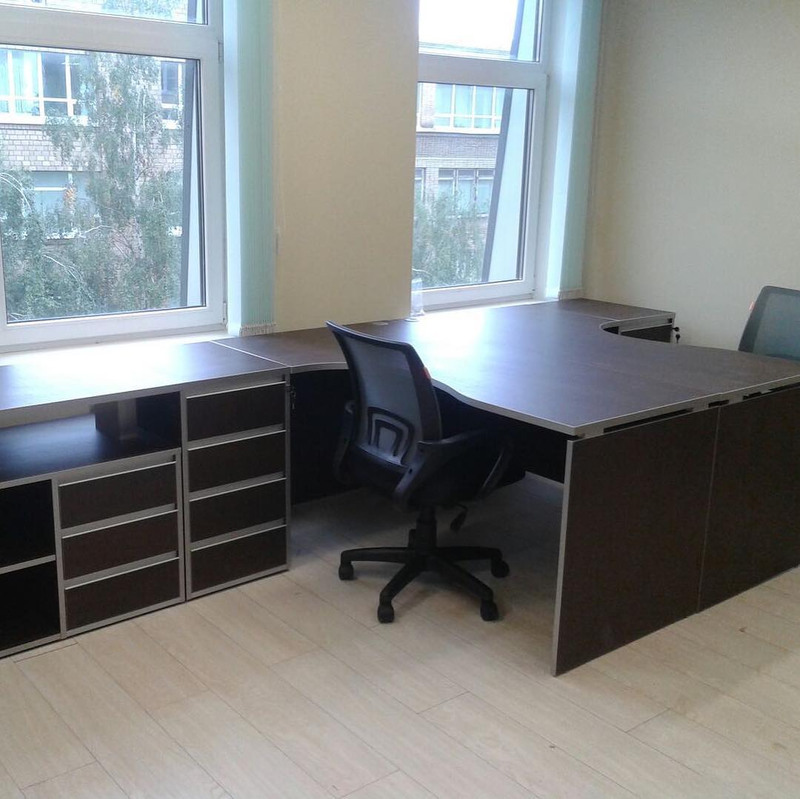 Офисная мебель-Офисная мебель «Модель 12»-фото4