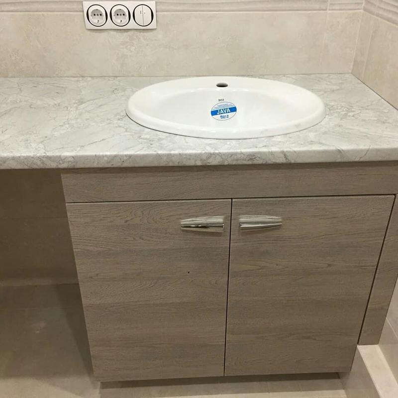 Мебель для ванной комнаты-Мебель для ванной «Модель 57»-фото4