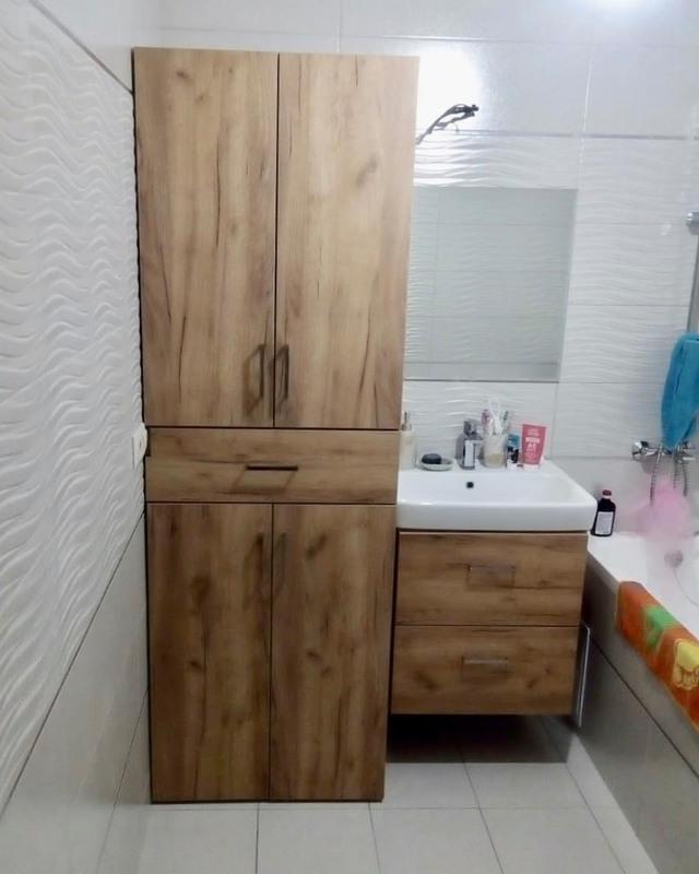 Мебель для ванной комнаты-Мебель для ванной «Модель 88»-фото1