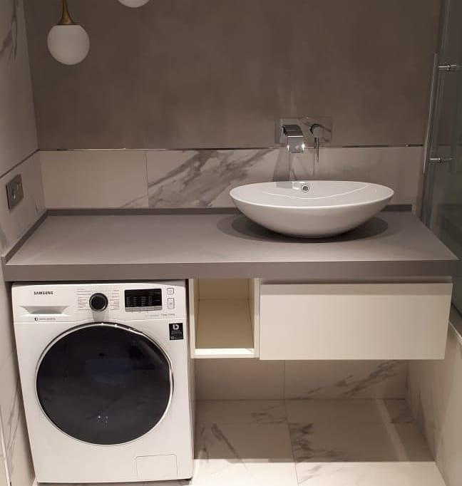 Мебель для ванной комнаты-Мебель для ванной «Модель 72»-фото4