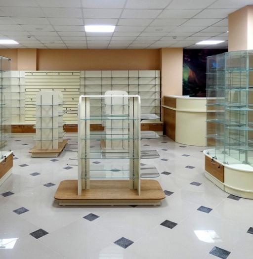 Торговая мебель-Мебель для магазина «Модель 6»-фото3