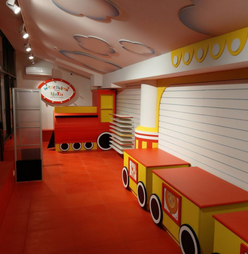 Детский магазин-Мебель для магазина «Модель 44»-фото5