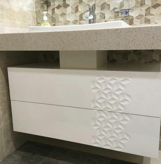 Мебель для ванной комнаты-Мебель для ванны «Модель 46»-фото5