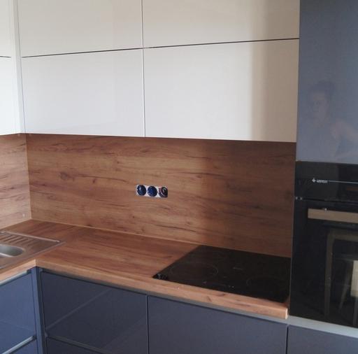 -Кухня МДФ в эмали «Модель 230»-фото29