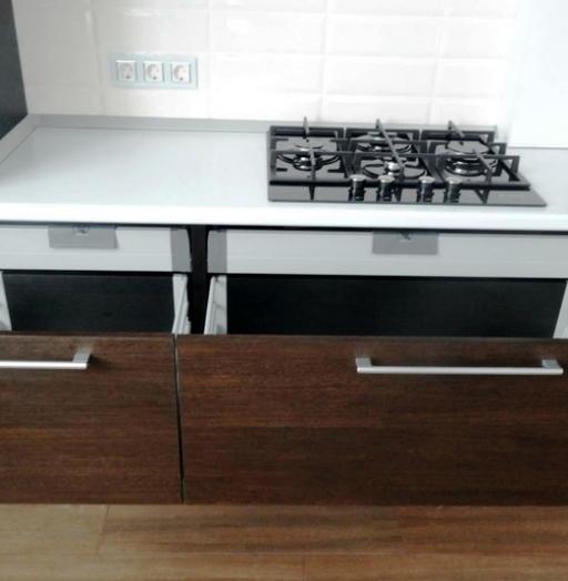 -Кухня из пластика «Модель 188»-фото29