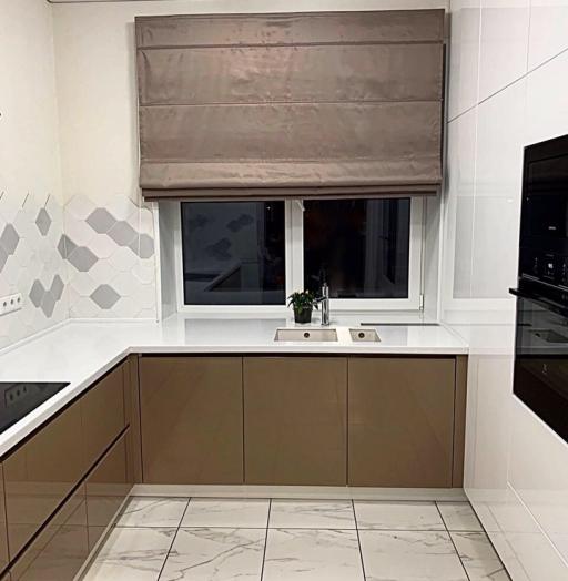 -Кухня МДФ в ПВХ «Модель 60»-фото11