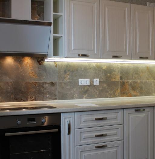 -Кухня из пластика «Модель 132»-фото16