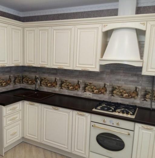 -Кухня МДФ в ПВХ «Модель 146»-фото15