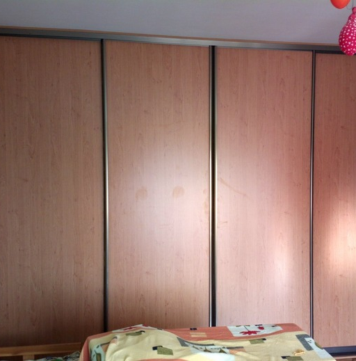 Большой шкаф-купе-Шкаф-купе из ЛДСП «Модель 187»-фото4